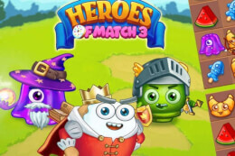 Heroes of Match-3 thumb