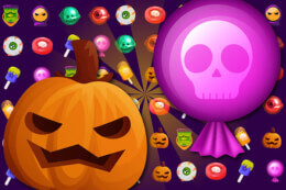Sweet Candy Halloween thumb