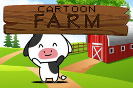 Cartoon Farm: Spot the Difference thumb