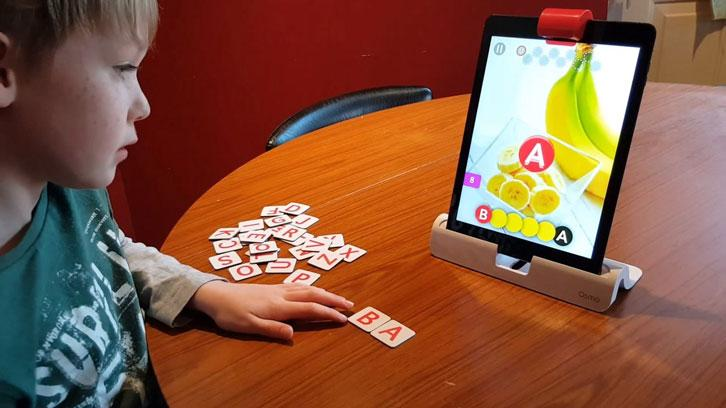 Osmo: Educational Games Beyond the Screen