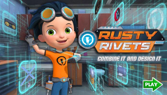 Rusty Rivets: Combine It and Design