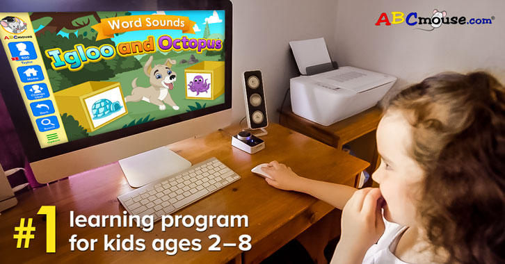 Preparing Your Child for Kindergarten with ABCmouse