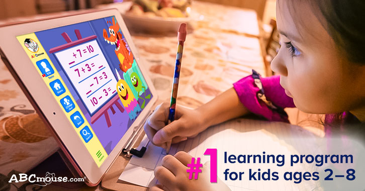 Jumpstart the New School Term with ABCmouse