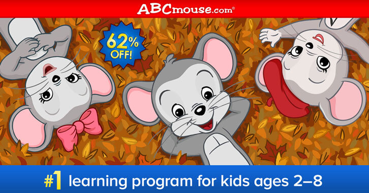ABCmouse Fall Sale Extended!