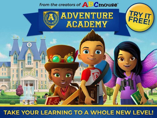 Set Off on A Fantastic Learning Adventure at Adventure Academy!