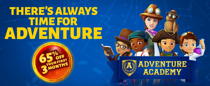 Adventure Academy - Memorial Day Sale 2020!