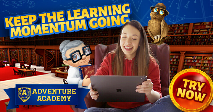 Adventure Academy 60% Off Sale