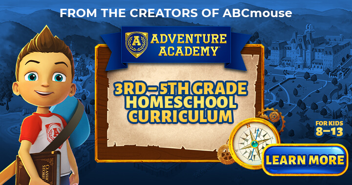 Homeschooling has Never Been More Fun Than With Adventure Academy!