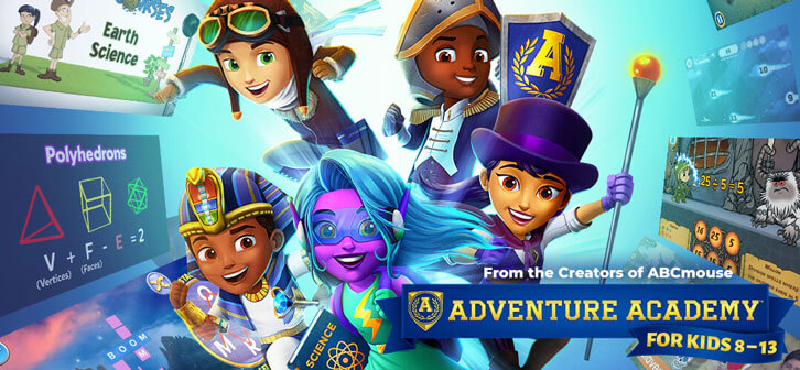 30-day Free Trial for Adventure Academy