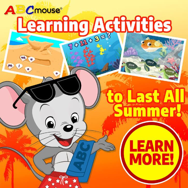 ABCmouse special summer promo
