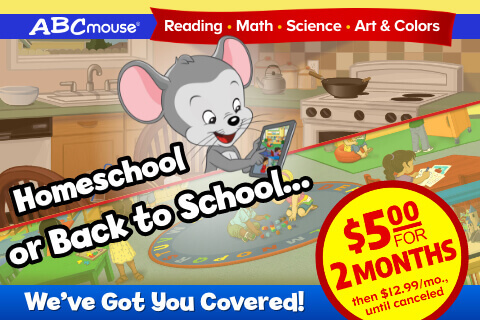 ABCmouse back-to-school offer