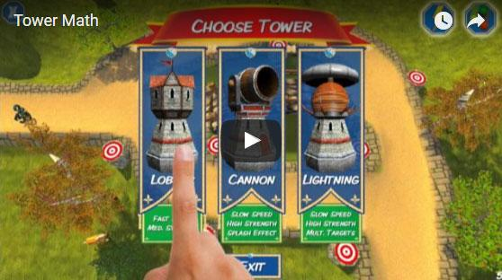 Learning Math with Tower Math