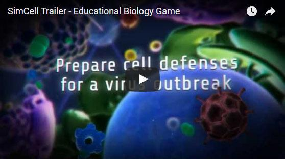 SimCell: An Educational Biology Game