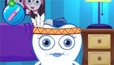 Denny the Tooth: Play dress-up