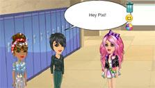 Create your own movies in Movie Star Planet