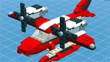 Lego Creator Islands: Seaplane