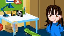 Decorating your virtual room in Moneyville
