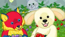 Fruit Picking in Webkinz