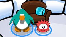 Club Penguin Igloo