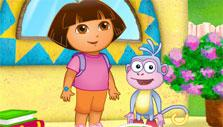 They Alphabet Song by Dora and Boots