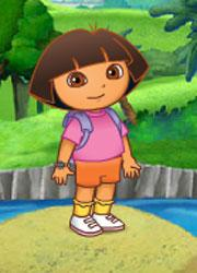 Dora's Number Pyramid Adventure