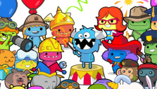Characters in Codespark Academy