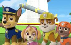 Paw Patrol Save Their Friends