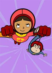 Word Girl Face Off