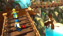 Lego Minifigures Online: Explore a beautiful world