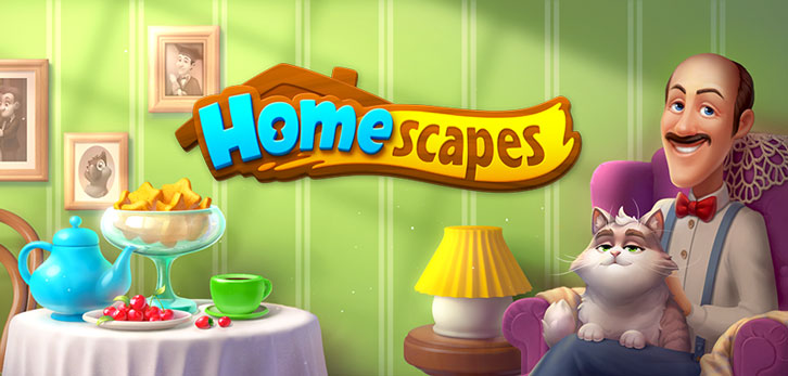 Number 1: Homescapes