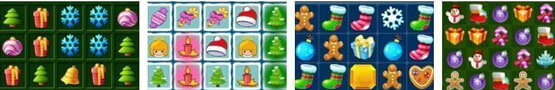5 Christmas Themed Match-3 Games You've Got to Play! preview image