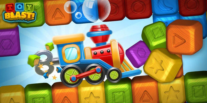 Save the Toys in Toy Blast!