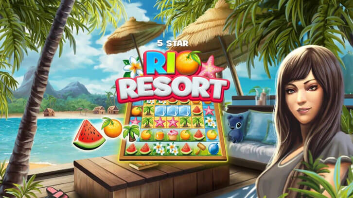 Big Fish Games' 5-Star Rio Resort