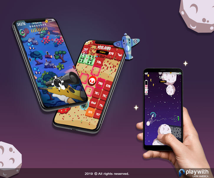 3 New and Free Games for Android from Playwith's Partner Company, Dawn Dice
