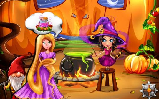Fairytale Icons Line-up for Potions in Witchy World