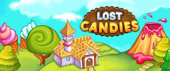 Lost Candies - Match three or more candies and win cool rewards in Lost Candies.