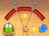 Challenging puzzles to solve in Cut the Rope