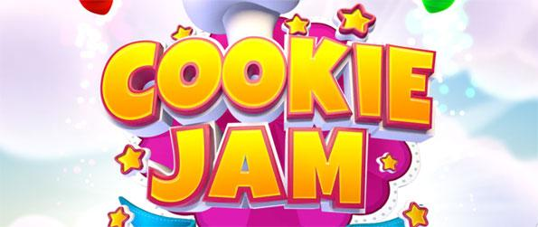 Cookie Jam Blast - Play this exciting match-3 game that feels innovative and refreshing.