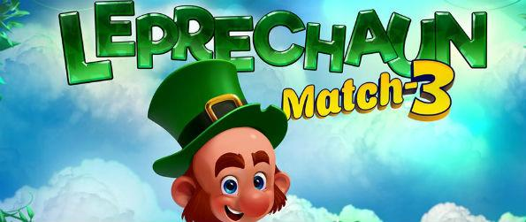 Leprechaun Match 3 - Leprechaun Match 3 gives a different look and experience: from the unique grid patterns to the rewards and the mini games.