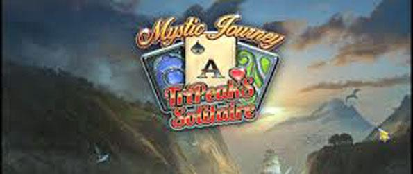 Mystic Journey: Tri Peaks Solitaire - Play an exciting game of solitaire in Mystic Journey: Tri Peaks Solitaire.