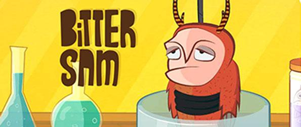 Bitter Sam - Play this fascinating puzzle game that you won't be able to get enough of no matter how much you play.