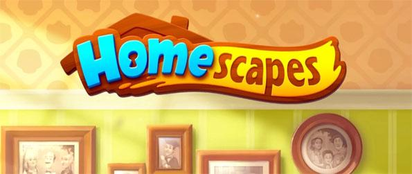 Homescapes - Help out Austin as he tries to return his family's mansion to its once brilliant state.