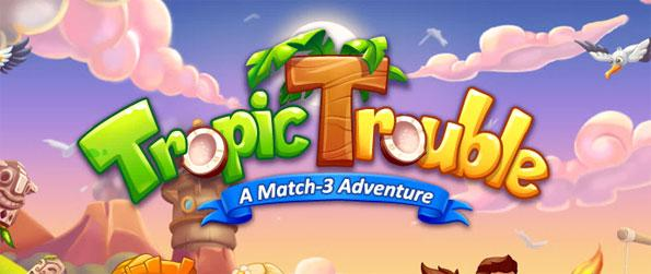 Tropic Trouble - Build your island paradise.