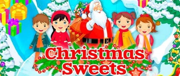 Christmas Sweets - Immerse yourself in this holiday themed match-3 game that'll have you engaged for hours.