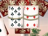 Jewel Match Solitaire Chained Cards