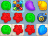 Power-ups in Undersea: Match & Build