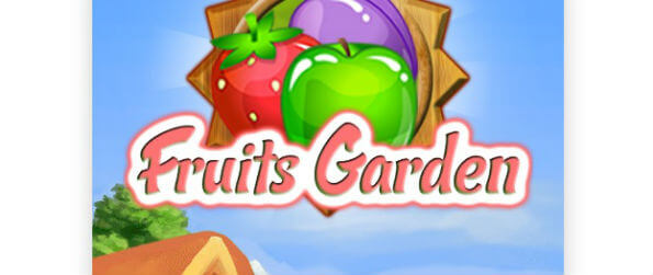 Fruits Garden - Fruits Garden is a simple brain-twisting match-3 game. It provides you with enough challenges to get you hooked. Best of all, you can share the experience with friends.