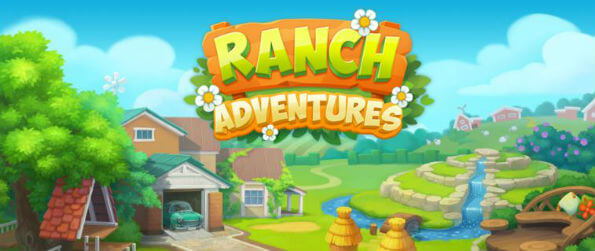 Ranch Adventures - You've got a ranch and a dog! Now it's time for you to make sure your place looks amazing. Play Ranch Adventures.