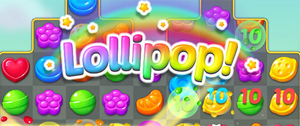Lollipop: Sweet Taste - Solve challenging match-3 puzzles in Lollipop: Sweet Taste.