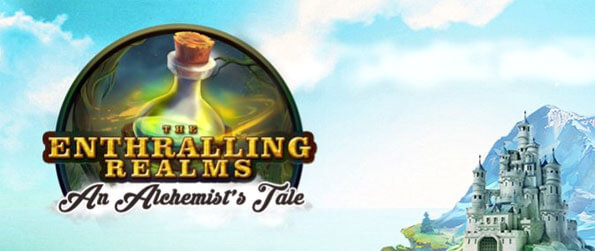 The Enthralling Realms: An Alchemist's Tale - Embark on an epic adventure in this highly addicting match-3 game that doesn't cease to impress.